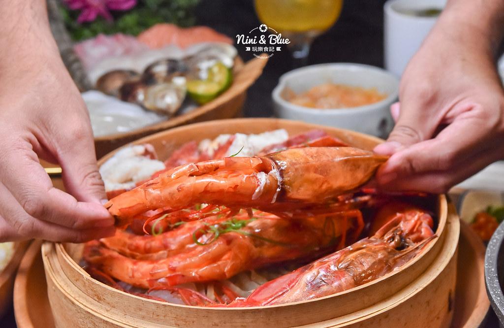 鍠樂極上和牛海鮮鍋物 菜單menu  台中吃到飽24