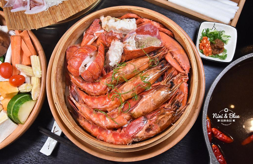 鍠樂極上和牛海鮮鍋物 菜單menu  台中吃到飽22
