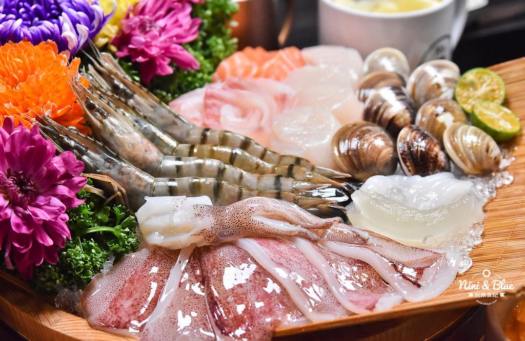 鍠樂極上和牛海鮮鍋物 菜單menu  台中吃到飽16