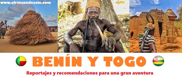 Todos los relatos sobre el viaje a Benín y Togo