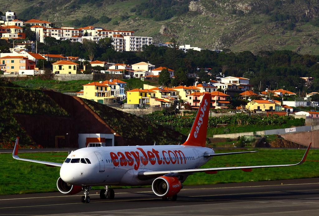 Flughafen Funchal Webcam