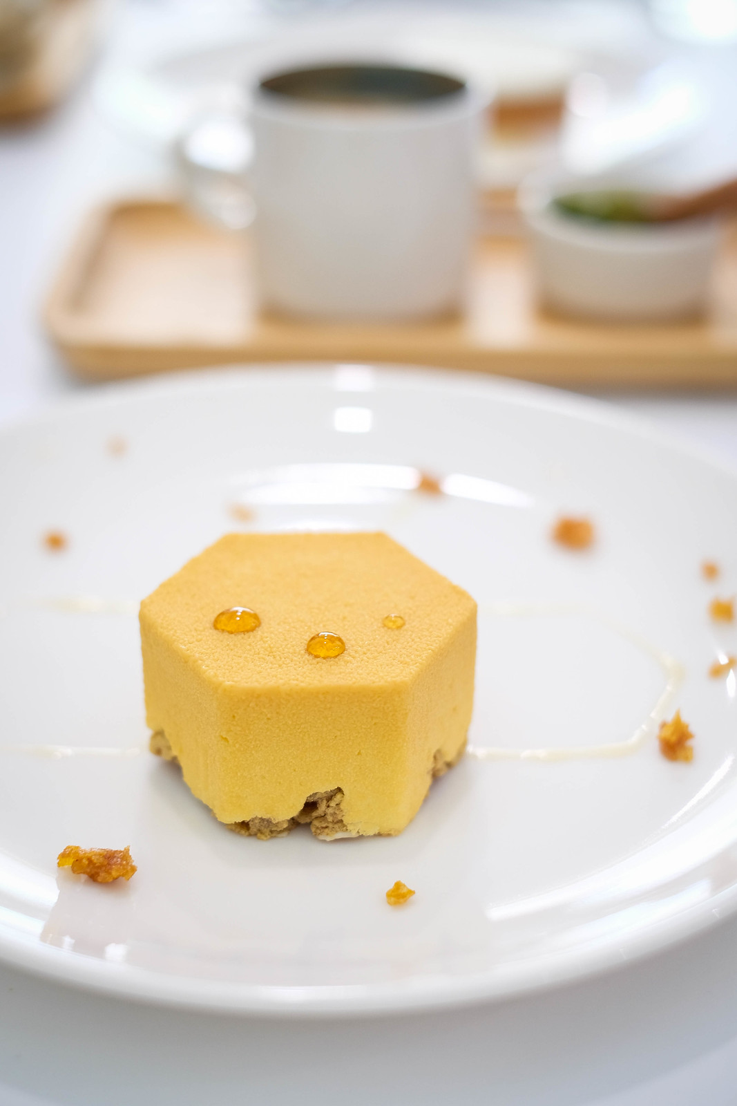 Beehive Shaped Cake from Lee's Confectionery