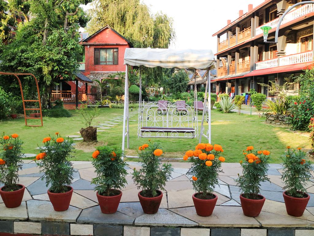 Hotel en Pokhara