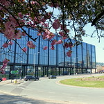 Spring at the new UCLan engineering centre