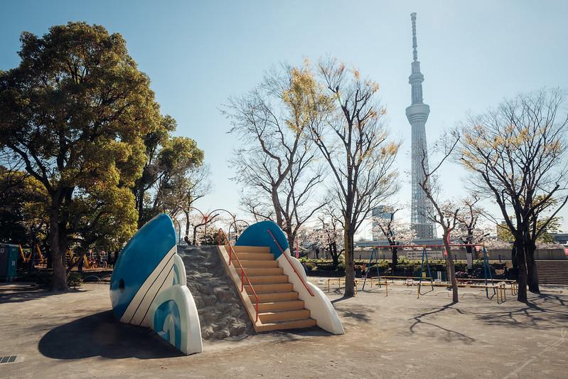 東京晴空塔|Skytree