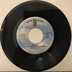 EAGLES:TAKE IT TO THE LIMIT(RECORD SIDE-B)