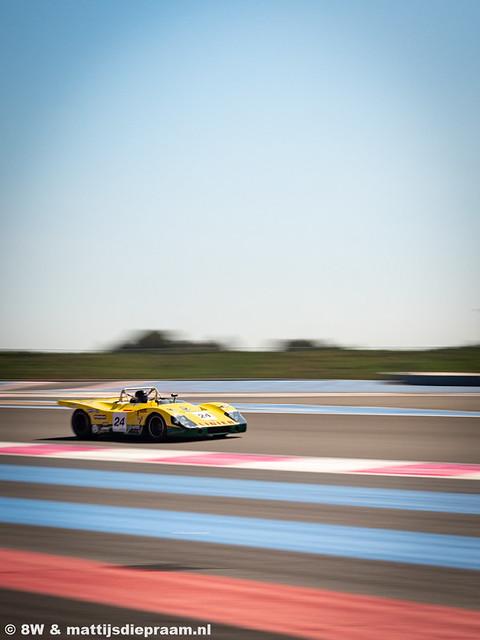 2019 Le Castellet Motors Cup: Ligier JS2