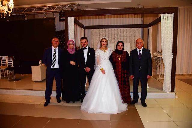 Büşra ve Faisal evlendiler