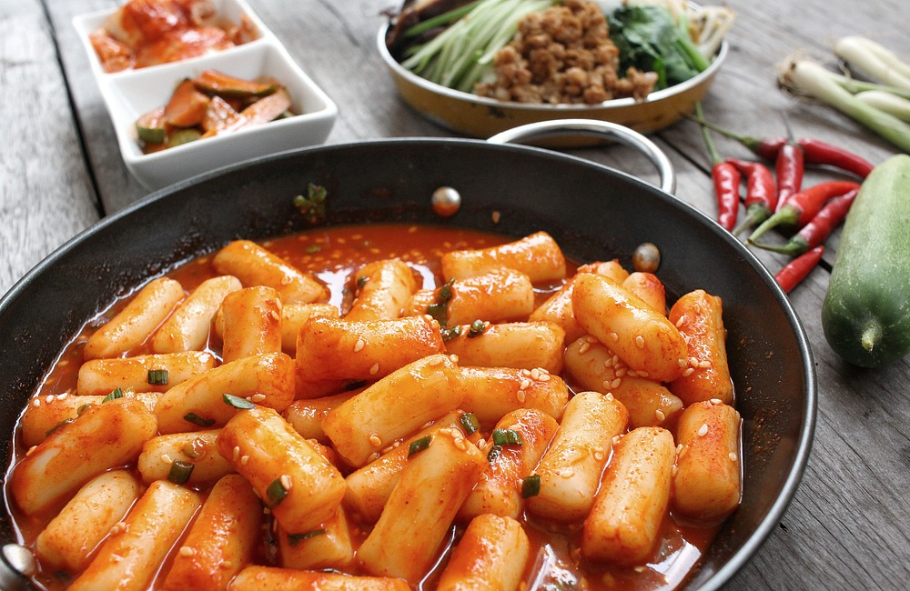 What to eat in Seoul - Tteokbokki
