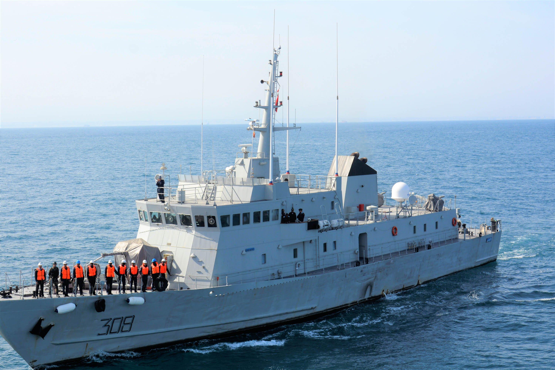 Royal Moroccan Navy Patrol Boats / Patrouilleurs de la Marine Marocaine - Page 13 47697535501_f028ca610c_o