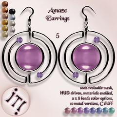 !IT! - Amaze Earrings 5 Image