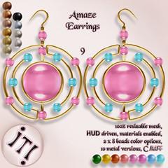 !IT! - Amaze Earrings 9 Image