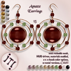 !IT! - Amaze Earrings 13 Image