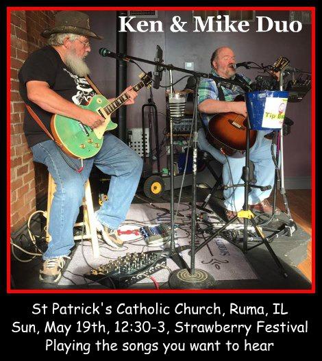 Ken & Mike Duo 5-19-19