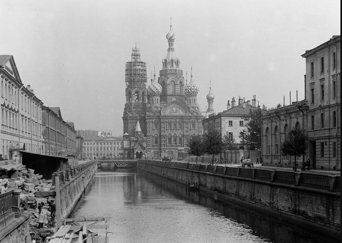 Екатерининский канал, 1911