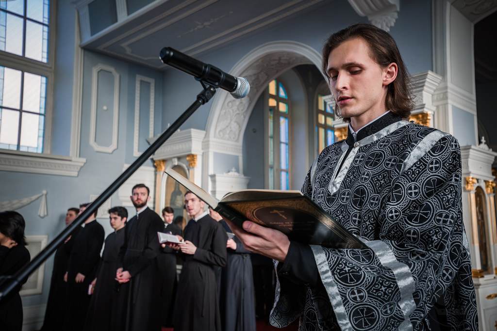 25 апреля 2019, Утреня Великой Пятницы / 25 April 2019, Matins of Holy Friday