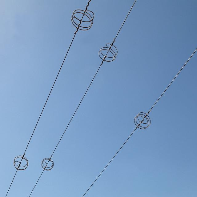 wires and spirals
