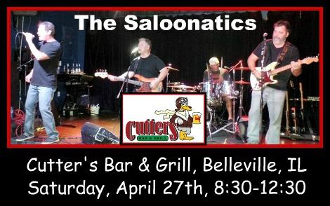 The Saloonatics 4-27-19