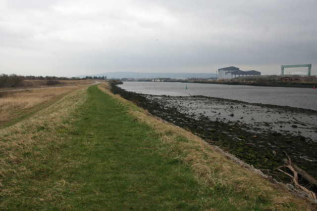 The Tees at Port Clarence