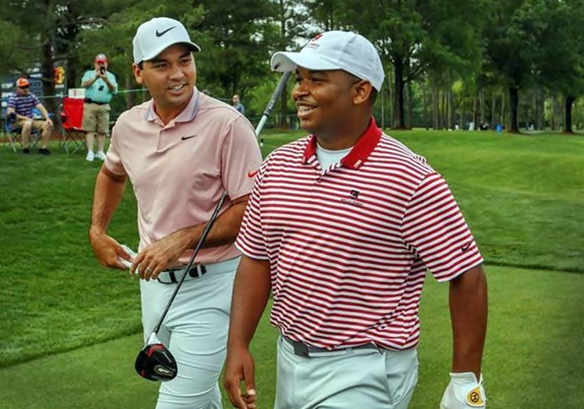 Jason Day, Kobe Narcisse