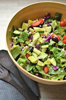 Italian Chopped Salad 2 | by katesrecipebox