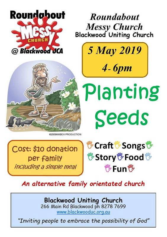 Messy Church - May 2019