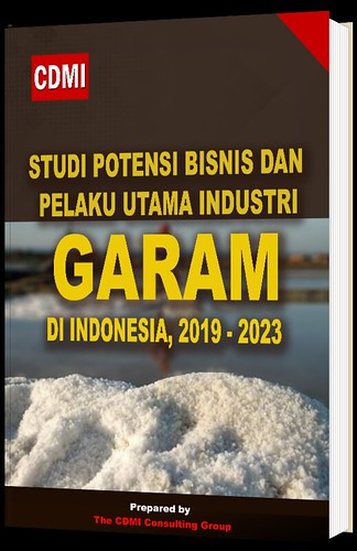 Studi Industri Garam di Indonesia 2019