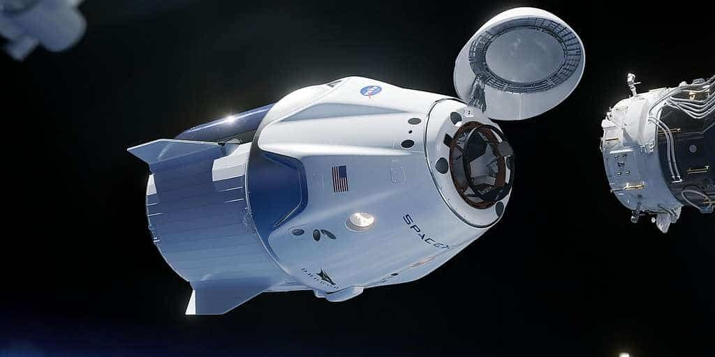 SpaceX : la capsule Crew Dragon a explosé