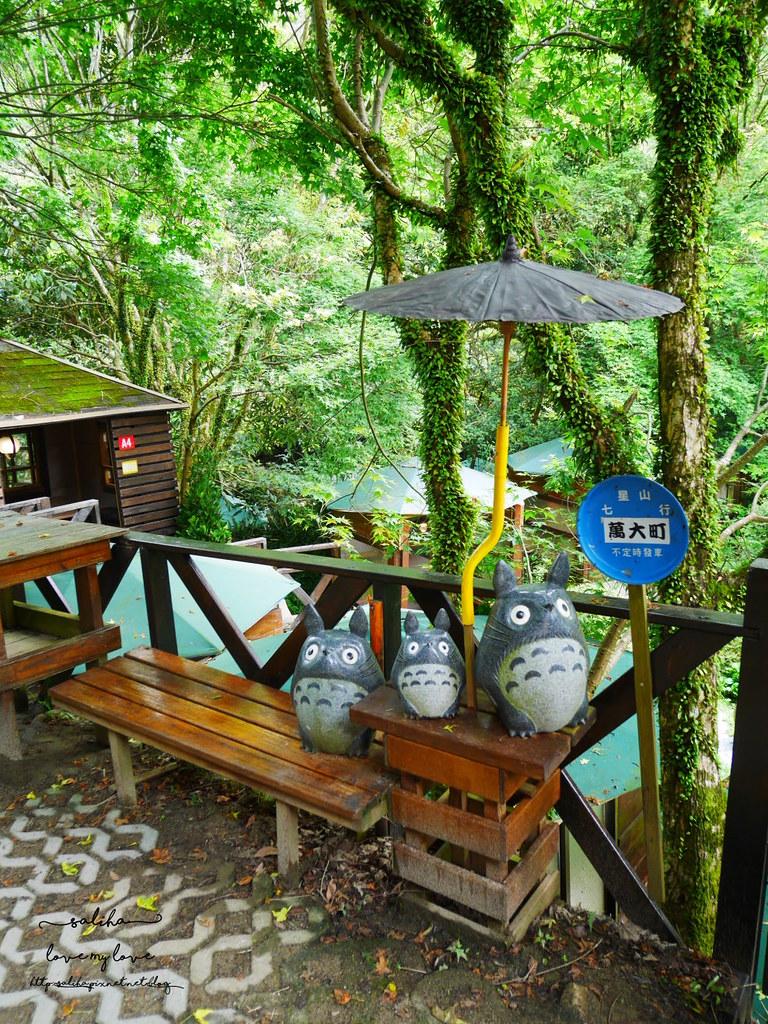 陽明山一日遊ig打卡景點推薦台北奧萬大楓葉季景觀餐廳親子戲水 (4)