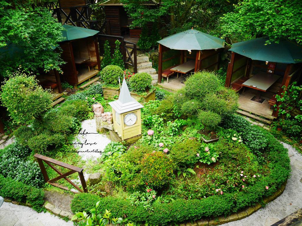 陽明山一日遊ig打卡景點推薦台北奧萬大楓葉季景觀餐廳親子戲水 (2)