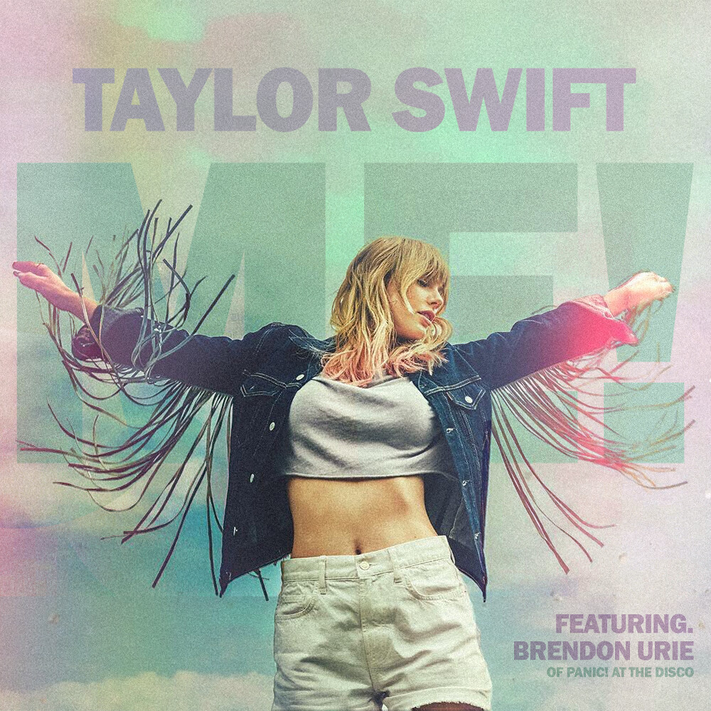 Taylor Swift Me feat. Brendon Urie