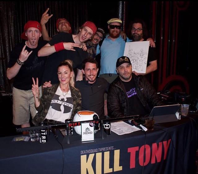 KILL TONY #340