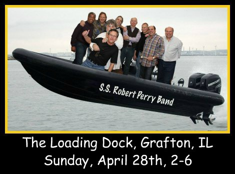 Robert Perry Band 4-28-19