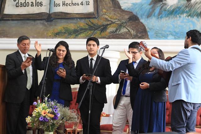Confraternidad IMPCH Curicó – IMPCH Santa Inés de Viña del Mar