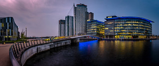 Media City, Salford | by Re:Photography - Thanks for all the comments :-)