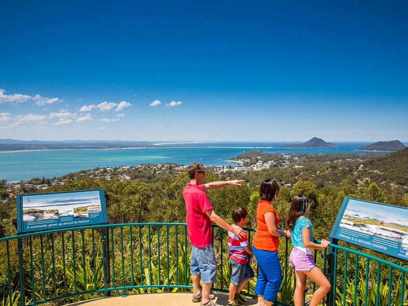 top 50 places to visit in Nelson Bay