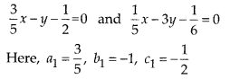 NCERT Exemplar Class 10 Maths Chapter 3 Pair of Linear Equations in Two Variables 3.3 Q3a