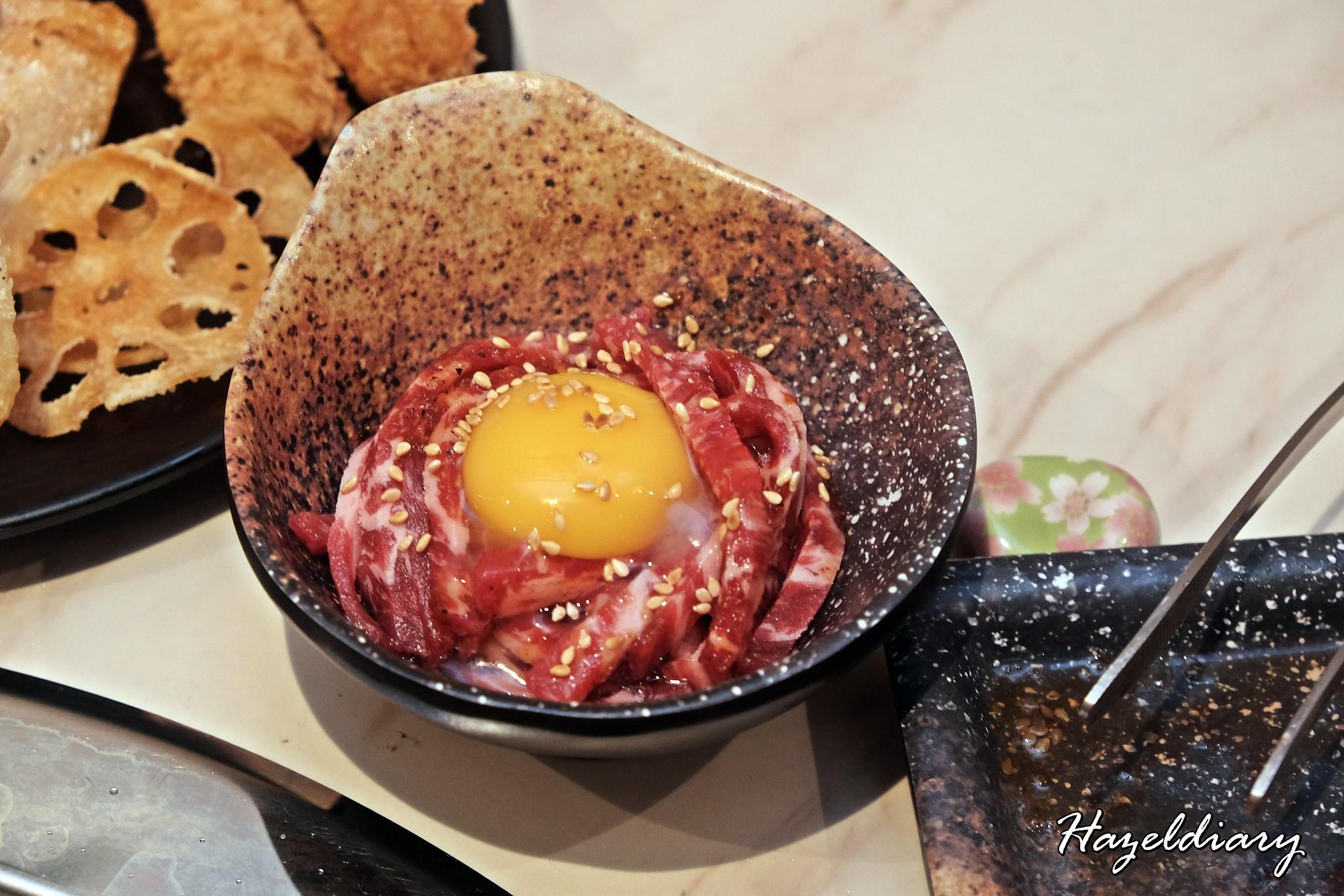 Tenkaichi Japanese BBQ Restaurant-Wagyu Beef Yukke
