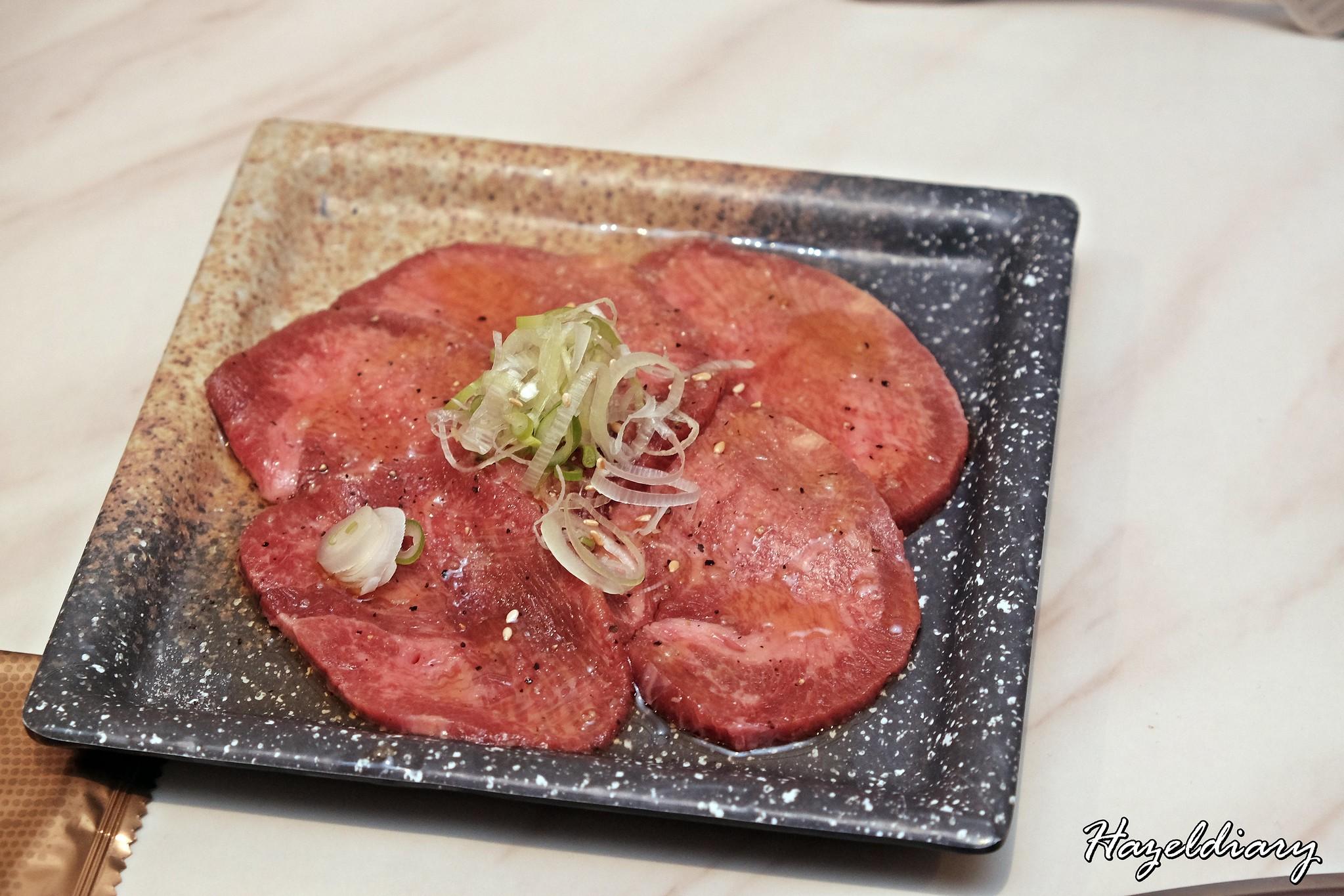 Tenkaichi Japanese BBQ Restaurant-Wagyu Beef Ox Tongue