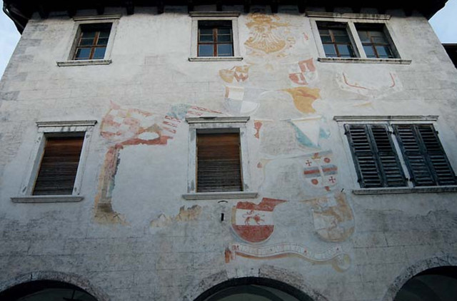 palazzo pilosi demartin affreschi