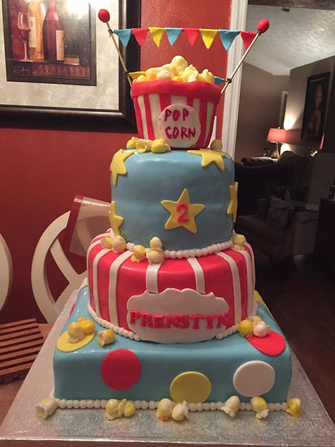 Carnival Cake from Cakes by Houston