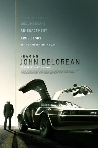 Framing John Delorean Reception during Tribeca Film Festival