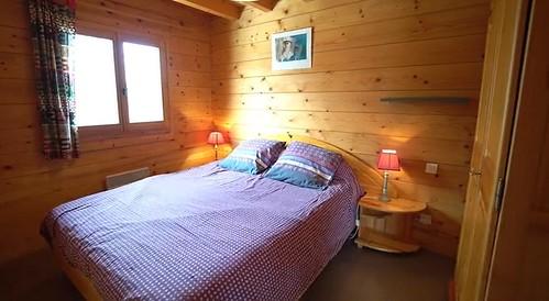 Location de chambre dans un chalet du Jura