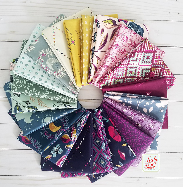 A Sun Kissed GIVEAWAY with Lady Belle Fabric!