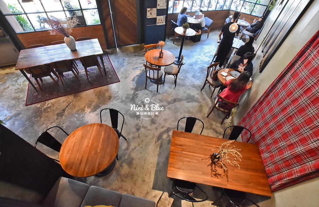 做咖啡 台中不限時 勤美 草悟道 菜單09