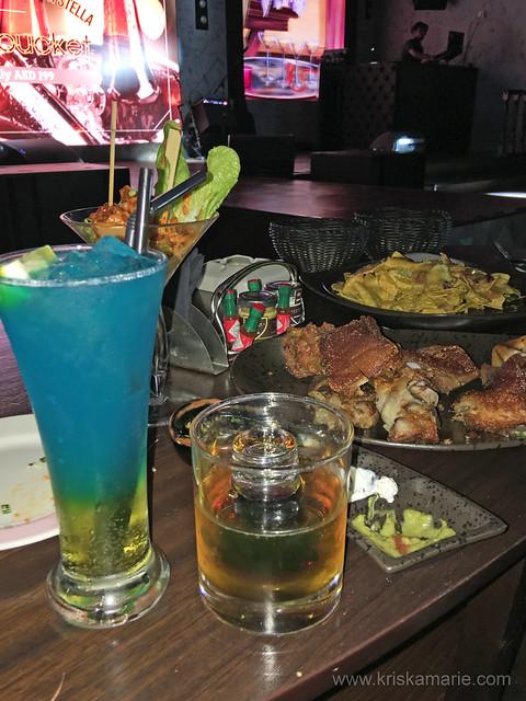 Pub Grub and Drinks from Datu Club