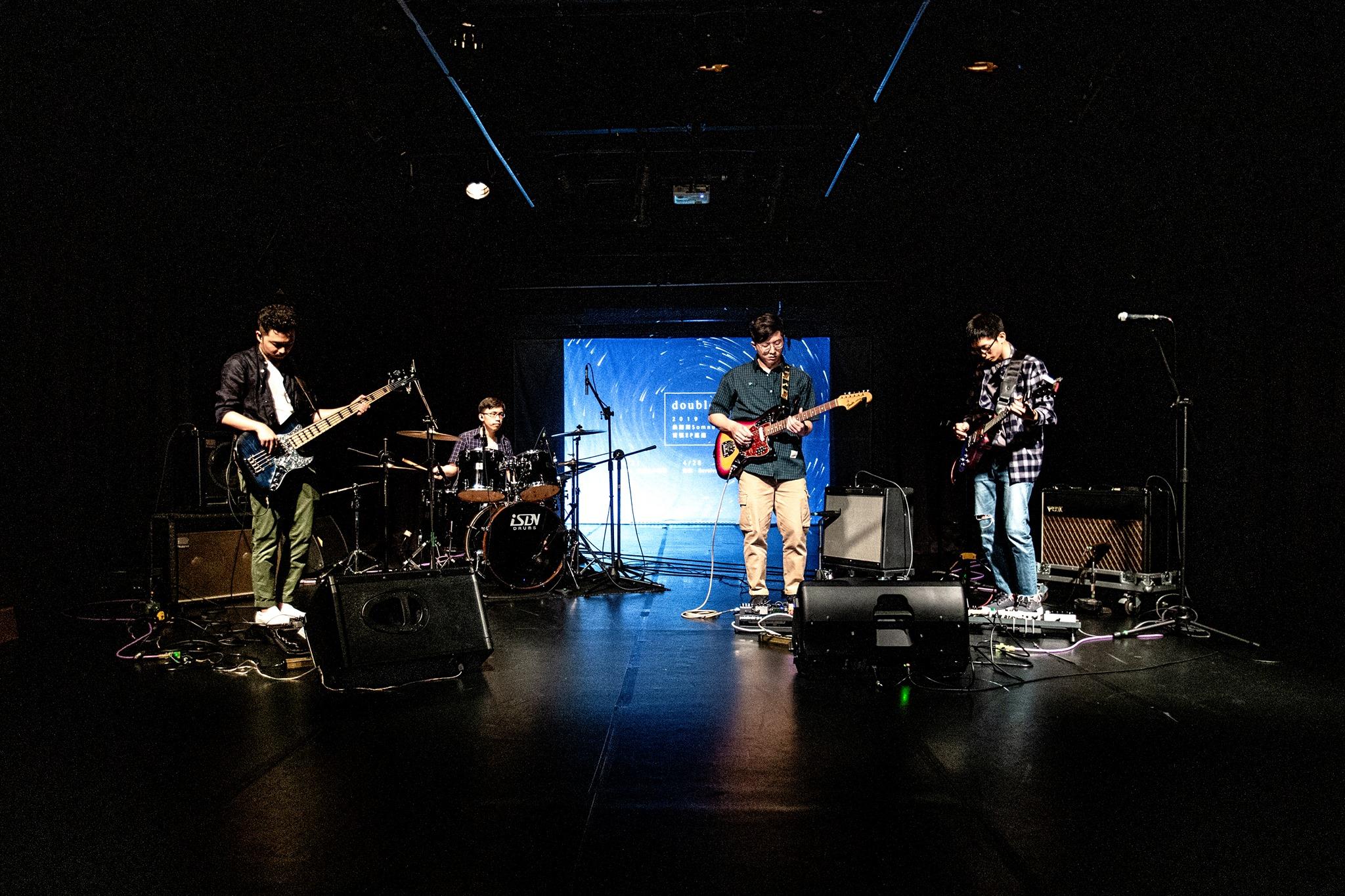 新竹後搖團 桑諾斯Somnus 將發行首張EP《double》