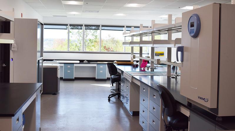 Espace LABz - Multilocatif scientifique à Sherbrooke