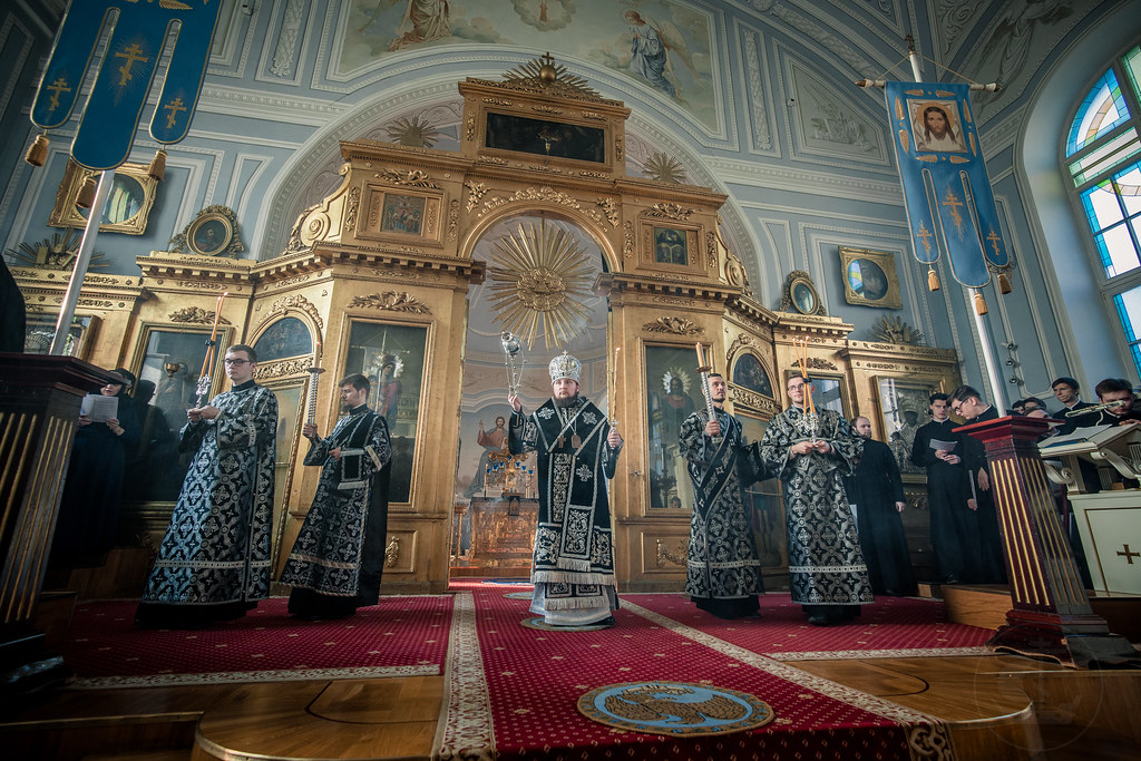 26 апреля 2019, Утреня Великой Субботы / 26 April 2019, Matins of Holy Saturday