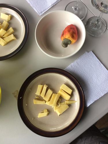 Mozzarella cheese from Turialba